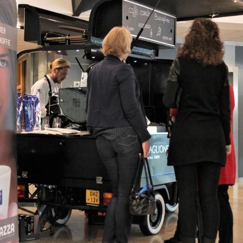 Ordina kiest voor Buscaglione koffie