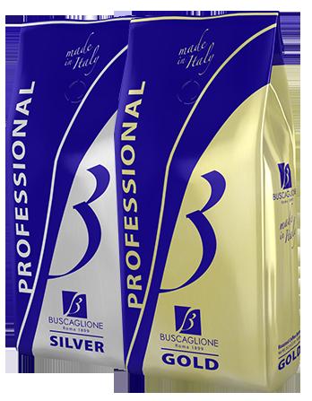 Buscaglione Gold en Silver Professional