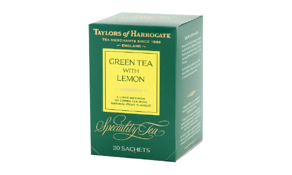 Taylors Green Lemon