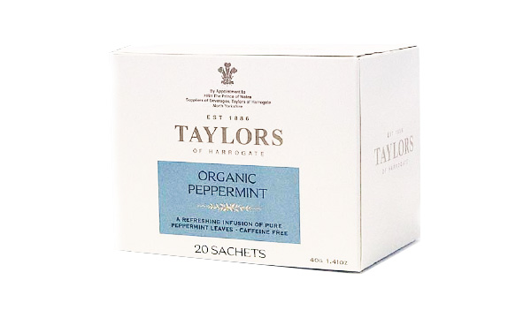 Taylors Organic Peppermint
