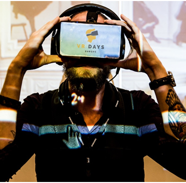 Met PerTazza naar VR Days Europe