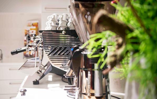 maxon motor kiest kwaliteitskoffie