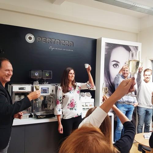 Accountmanager Amsterdam hoge segment koffie B2B