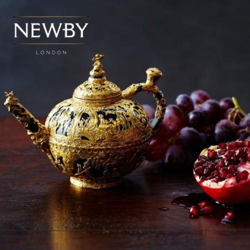 Samenwerking met Newby Teas