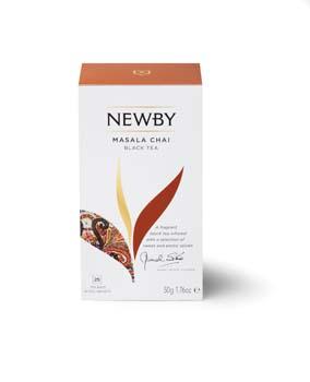 Newby Teas Masala Chai