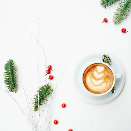 Bestellingen en leveringen rondom de feestdagen
