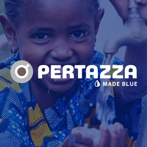 Persbericht: Lancering PerTazza Made Blue Waterbar