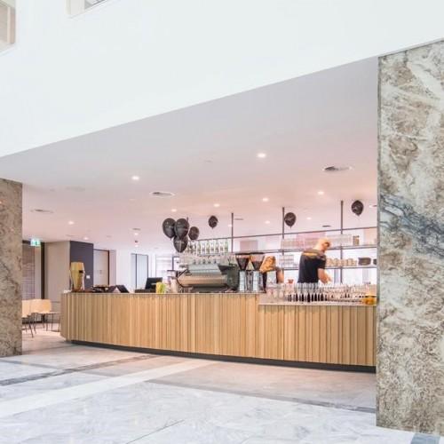 De Koffiesalon opent deuren in WTC Rotterdam
