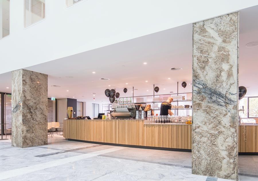 Koffiesalon Rotterdam