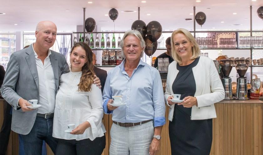 opening koffiesalon amsterdam - gerrit vermeulen