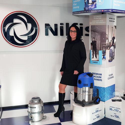 Nilfisk – Van kantoorinrichting naar koffie