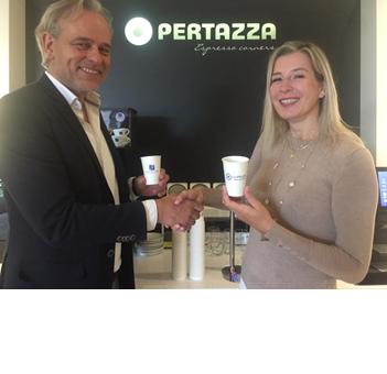 Exclusieve samenwerking Pertazza en Cupbliss