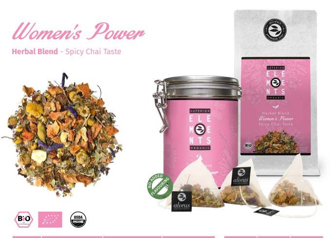 Alveus Womens Power Chai