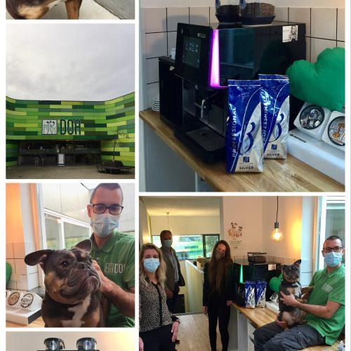 Dierenopvang Amsterdam blij met Koffiemachine