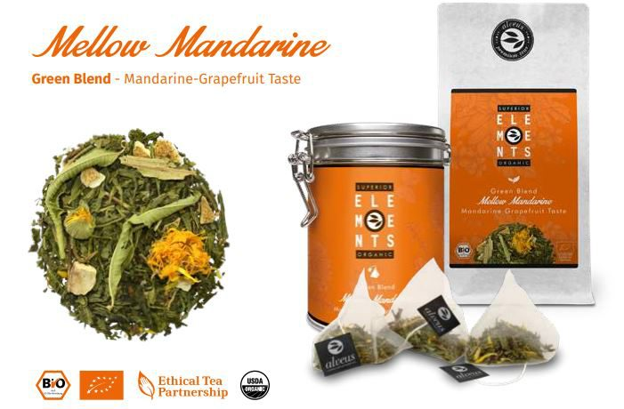 Alveus Mellow Mandarine